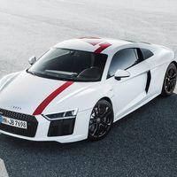 Audi R8 V10 RWS 2019 se hace realidad con su tracción trasera y una producción limitada de 999 unidades