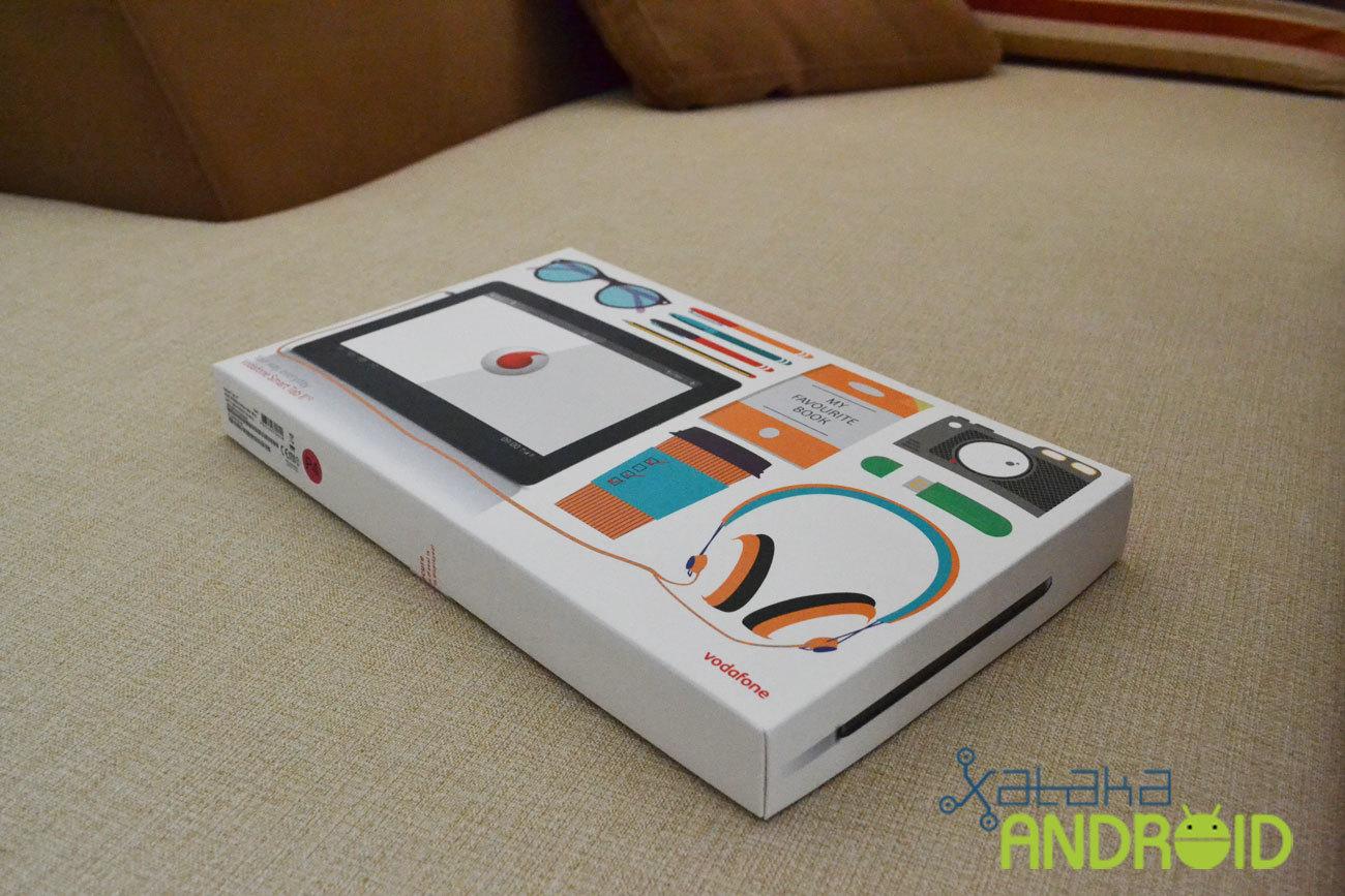 Foto de Vodafone SmartTab II 10 (1/10)