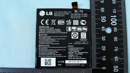 Nexus 5 batería