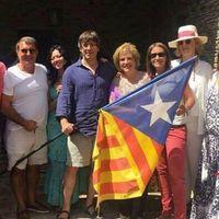 Tous asegura que en la foto viral que invita al boicot no está Alba Tous, su presidenta