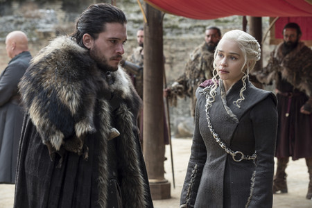 Juego Jon Daenerys