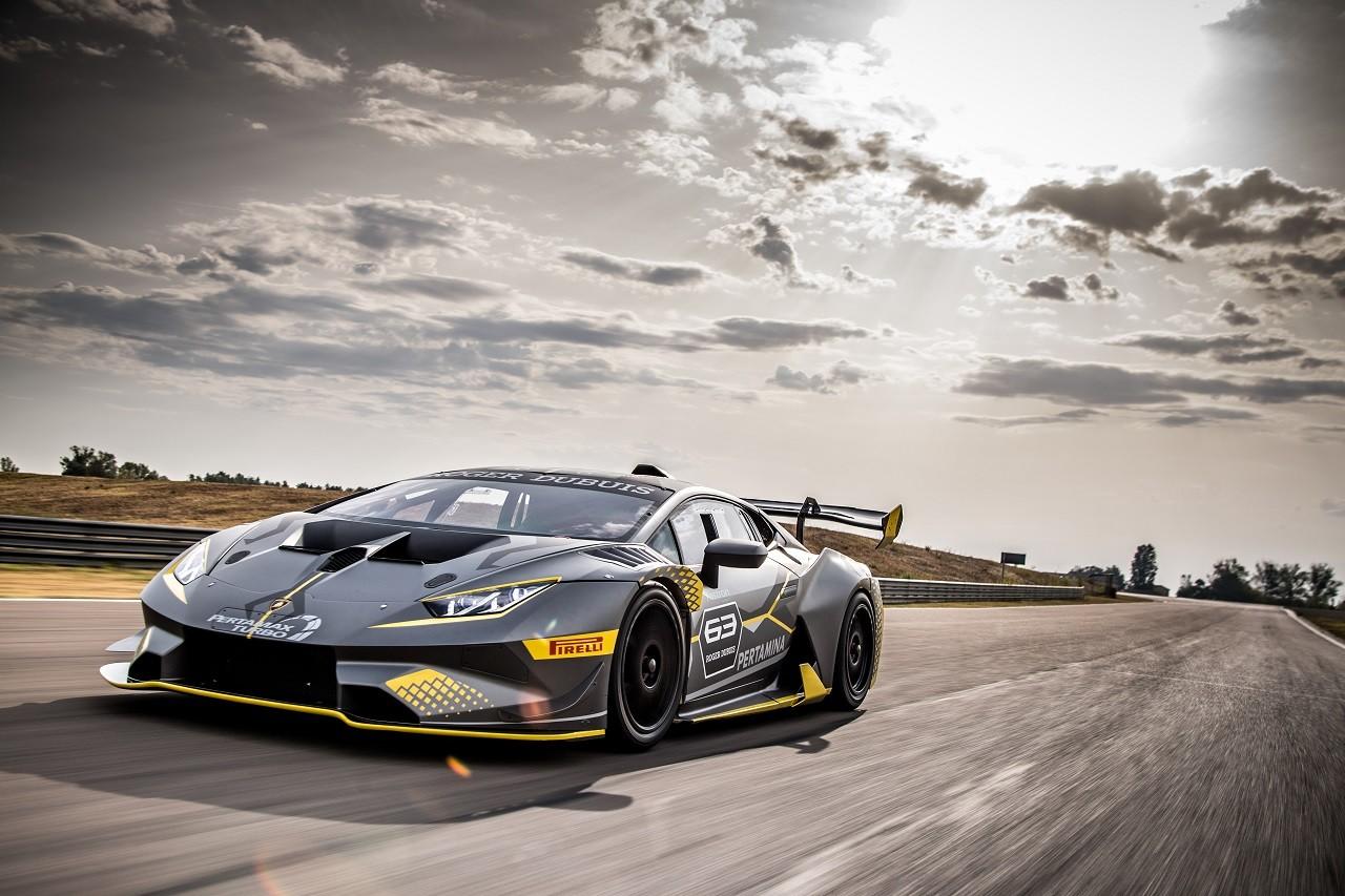 Foto de Lamborghini Huracán Super Trofeo Evo (1/11)