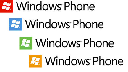 Windows Phone 7: nuevo logo cuadrado