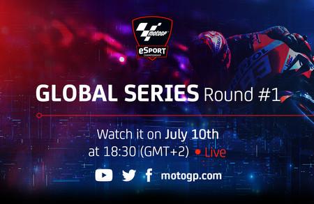 Motogp Esport 2020 Global Series 1 Julio