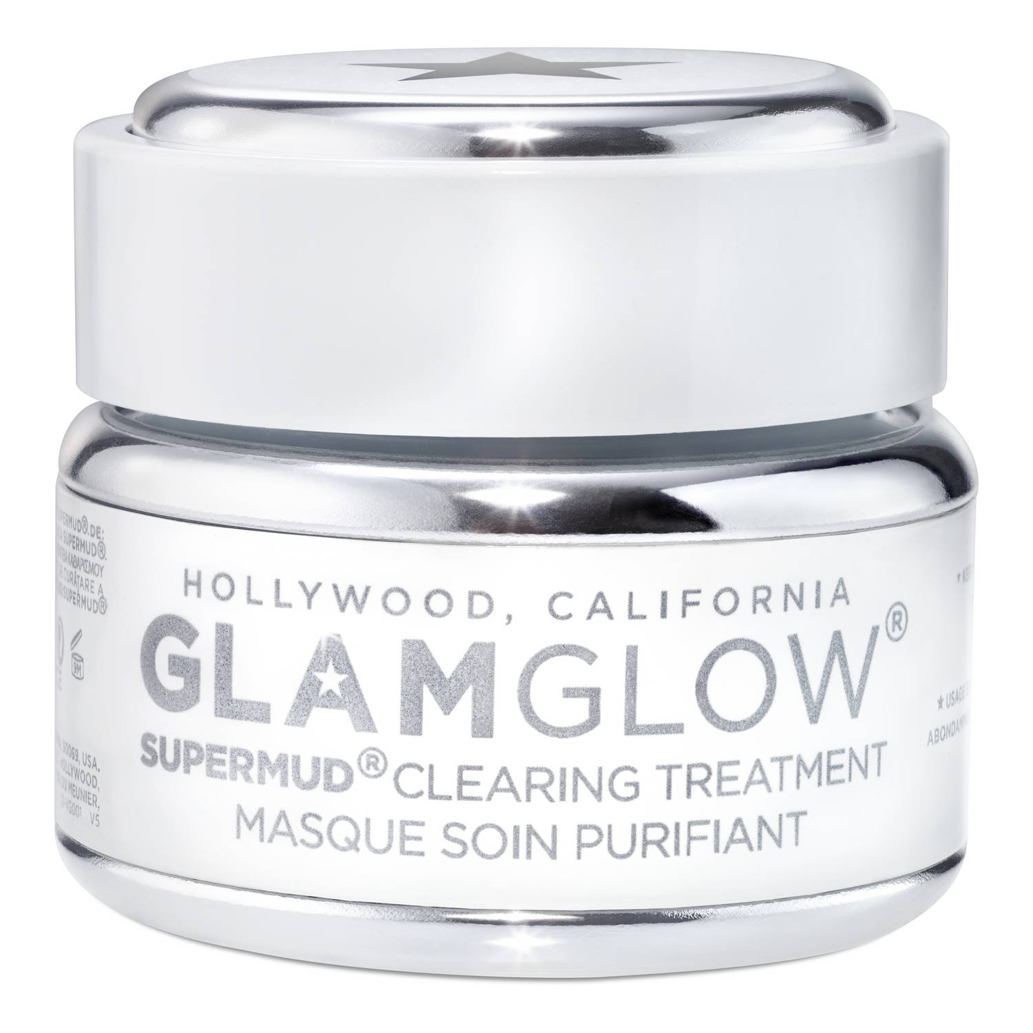 GLAMGLOW Supermud Mascarilla Tratamiento Purificante