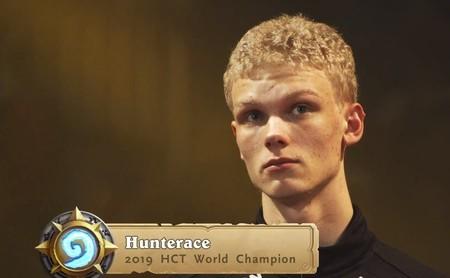 Hunterace cumple al fin su destino y es campeón del mundo de Hearthstone en una de las mejores series de la historia