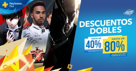 Descuentos dobles de PS Plus: aquí tienes las mejores ofertas para PS4