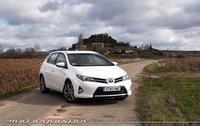 Toyota Auris Híbrido, prueba (conducción y dinámica)