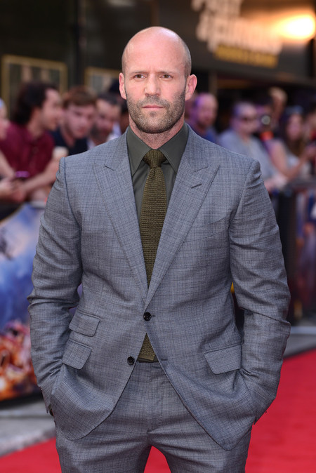 Jason Statham Alfombra Roja Red Carpet Fast And Furious Hobbs And Shaw 03