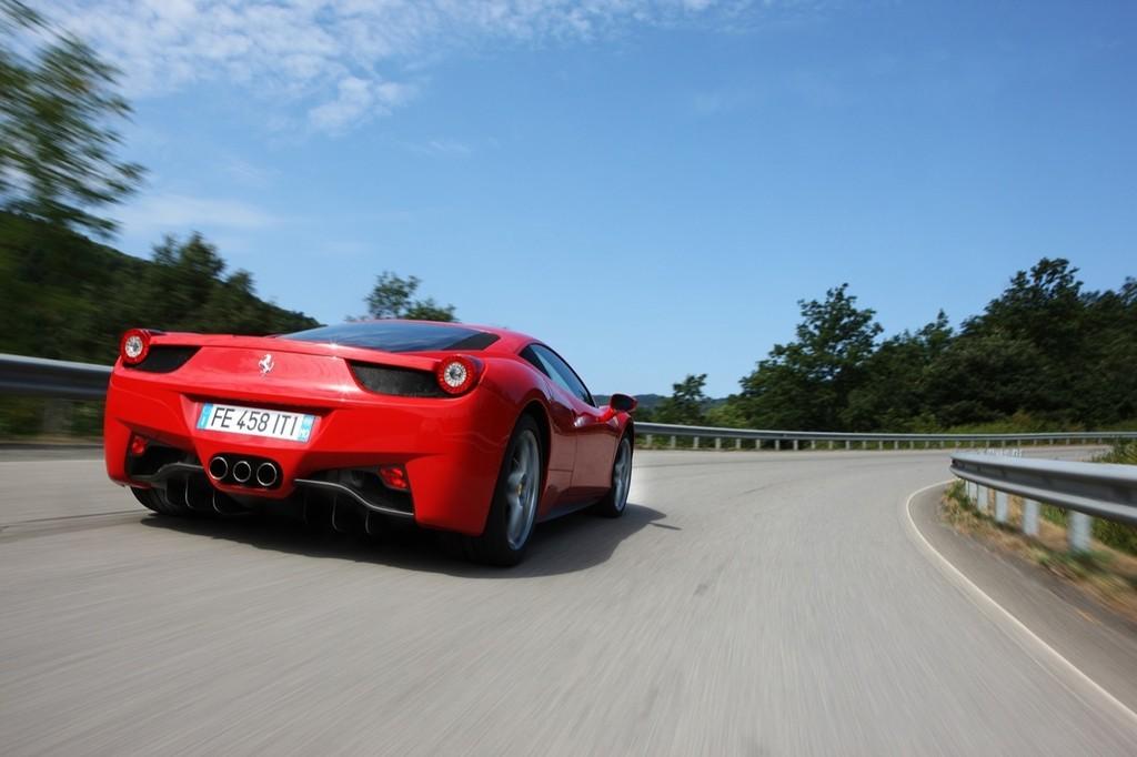 Foto de Ferrari 458 Italia (17/22)