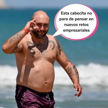 El merchandising de Kiko Rivera que hará llorar a Amancio Ortega: la estrella es un bañador para acabar de él hasta el higo (literalmente)