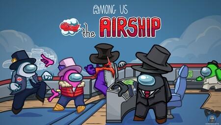 Jugamos a The Airship, el enorme cuarto mapa de Among Us, en Nintendo Switch: un acertado primer paso para una nueva etapa