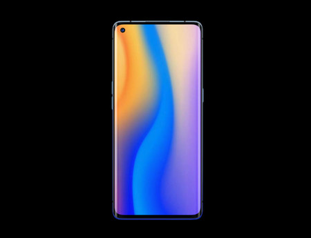 Oppo Find X2 Neo Pantalla Frontal