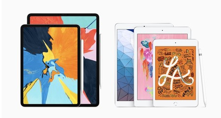 Nuevos iPad mini y iPad Air: estas son las principales diferencias entre los iPad en 2019