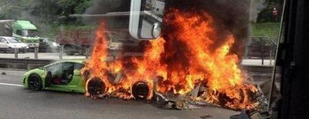 Dolorpasión™: 4 accidentes de Lamborghinis que te harán llorar