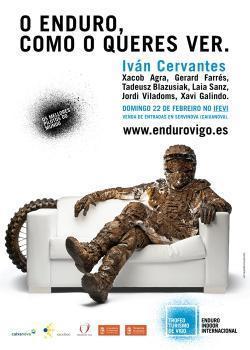 El mejor enduro indoor se dará cita en Vigo