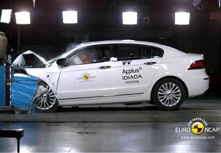 EuroNCAP: Los autos más seguros de cada segmento (o cómo el chino le gana al Maserati Ghibli)