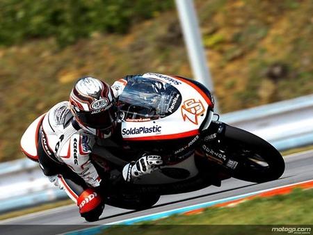 Nico Terol, justo campeón del GP de Brno