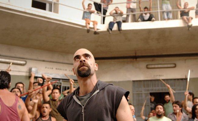 Luis Tosar en 'Celda 211'