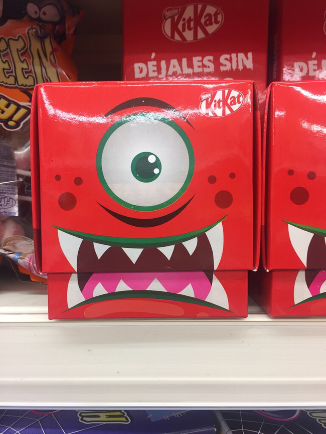 Kitkat Halloween