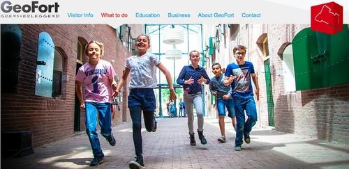 Descubrimos por qué GeoFort es el mejor museo infantil del mundo