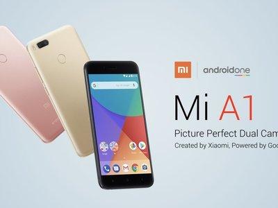 Xiaomi Mi A1 por sólo 196 euros con envío gratis desde España y 2 años de garantía oficial