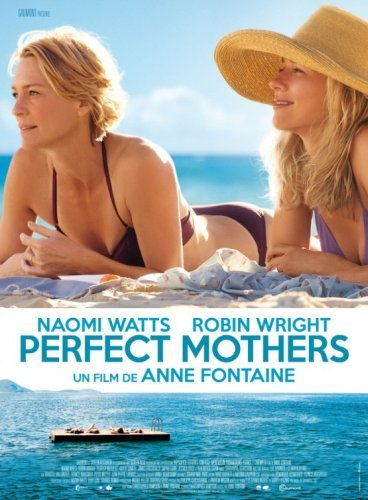 El cartel francés de Two Mothers/Perfect Mothers