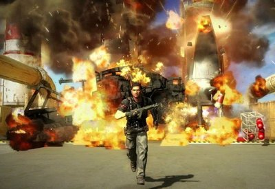 Llamamiento a la anarquía: 'Borderlands' y 'Just Cause 2' gratis para los usuarios de PSN Plus