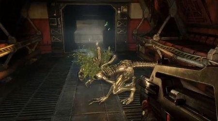 'Aliens: Colonial Marines', tráiler con gameplay que os va a dejar alucinando