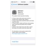 iOS 9.0.1 ya está disponible para su descarga