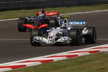 Vettel De La Rosa Turquia F1 2006