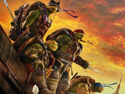 'Ninja Turtles: Fuera de las sombras', la película
