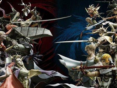 Los impresionantes combates de Dissidia Final Fantasy NT dan comienzo con su impactante tráiler de lanzamiento