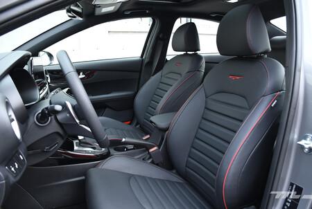 KIA Forte GT 2022 interior 3