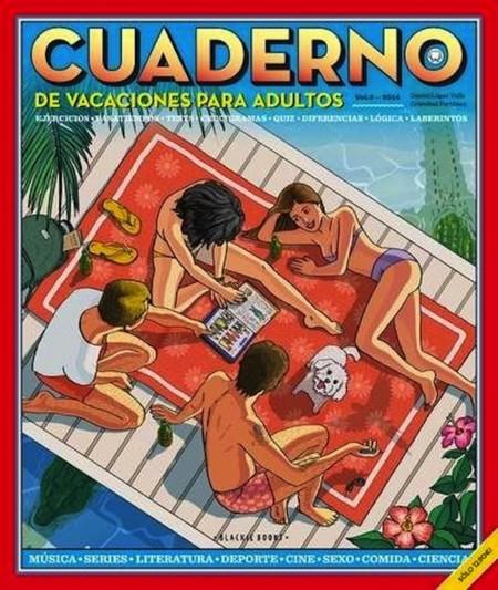 Vuelve un clásico del verano: el cuaderno Blackie Books