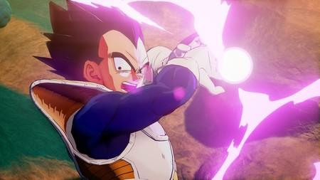 El descomunal combate entre Gohan y Vegeta en Dragon Ball Z: Kakarot en un gameplay de ocho minutos en 4K