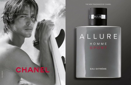 Chanel Allure Homme Sport Campaign May 2016