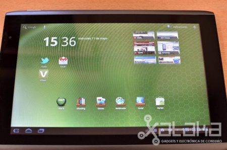 Android 3.0 a fondo: te enseñamos cómo es el Android para tablets
