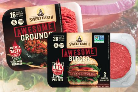 Llega A Mexico La Hamburguesa Que No Tiene Carne Y Esta Hecha A Base De Plantas Awesome Burguer Promete Jugosidad Y Proteina