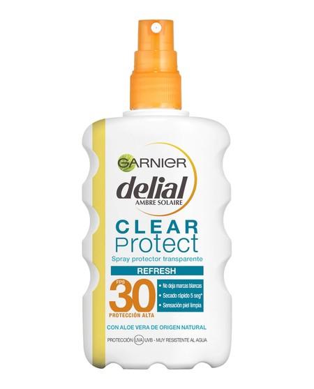 garnier delial clear protect