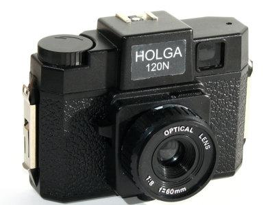 Holga, la nueva víctima de las cámaras de película