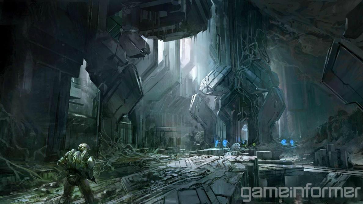 Foto de Halo 4 - Imágenes GameInformer (13/18)
