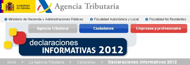 Informativas 2012