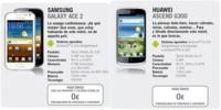 Yoigo aumenta las subvenciones y añade smartphones de gama media a cero euros