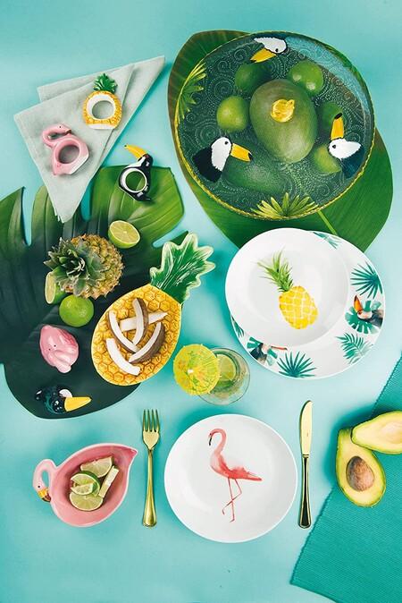 ¿Deseando poner mesas bonitas este verano? No te pierdas estas novedades que son tendencia en Amazon