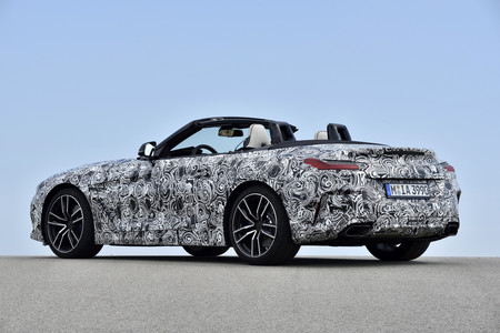 Bmw Z4 2019 Fotos Espia 18