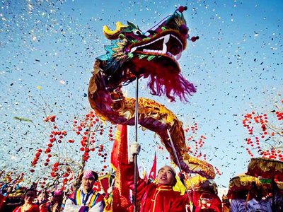 Celebra el Año Nuevo Chino 2017... en Madrid