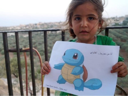 Pokemon-Siria