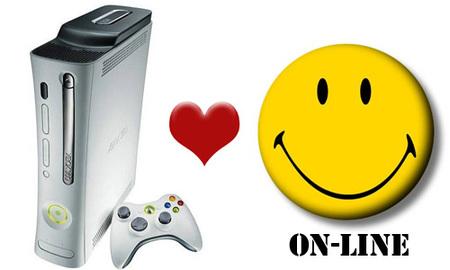 Xbox 360 se convierte en la consola on-line más popular