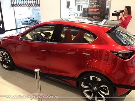 Mazda Space Barcelona